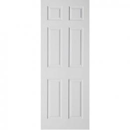 6 Panel Fd30 Fire Door 2040mm High