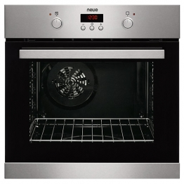 Neue Single Multifunction Oven Stainless Steel - Smo1ss