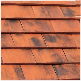 Marley Eternit Ashdowne Aylesham Mix Roofing Tile And Half