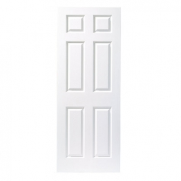 Moulded 6 Panel Grained Hollow Core Internal Door 1981mm X 762mm X 35mm