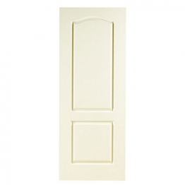 Moulded 2 Panel Grained Hollow Core Internal Door 1981mm X 838mm X 35mm