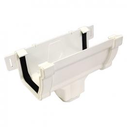 Osma Stormline 8t806 Running Outlet 111mm White