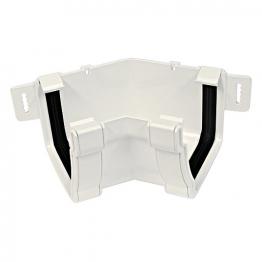 Osma Stormline 8t844 Gutter Angle Internal 45? 111mm White