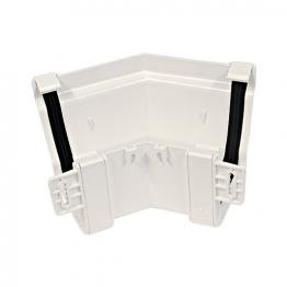 Osma Stormline 8t854 Gutter Angle External 45? 111mm White