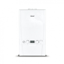 Ideal Logic + System S15 Wall Mounted Condensing System Boiler