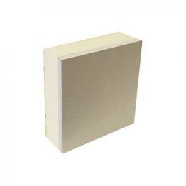 Thermaline Pir Tapered Edge Insulated Plasterboard 2400mm X 1200mm X 38mm