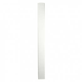 Richard Burbidge Trademark White Painted Newel Base 90mm Nb700/90w