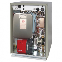 Grant Vortex Pro 26kw Combi External Oil Boiler Includes Flue