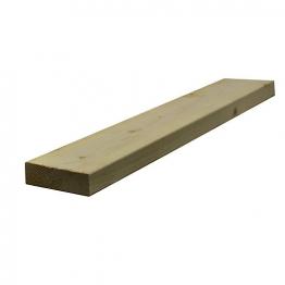 Sawn Timber Regularised C16/c24 47mm X 150mm X 6.0m