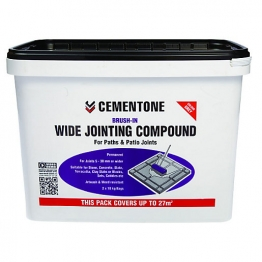 Cementone Wide Jointing Compound 20kg Grey