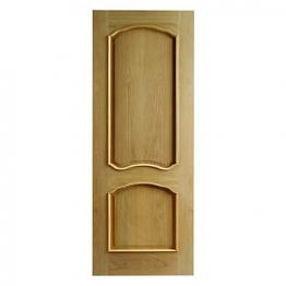 Oak Louis Raised Mouldings Fd30 Internal Fire Door 1981mm X 838mm X 44mm