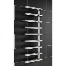 Iflo Socorro Designer Towel Radiator Chrome 795 X 500mm