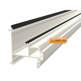 Alukap-ss Wall & Eaves Beam 3.0m White