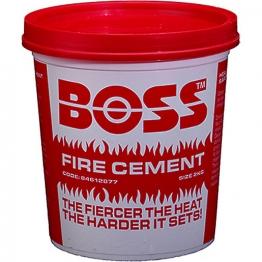 Boss? 2kg Tub Fire Cement