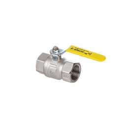 Altecnic Ai-033104 Intaball Female X Female Ball Valve Yellow Lever (gas) 1/2in
