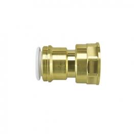 Jg Speedfit Brass Male Iron Cylinder Adaptor 22mm X 1inch Bsp