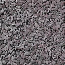 Plum Slate 40mm Chippings Bulk Bag