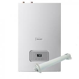 Glow-worm Energy 18r Heat Only Boiler & Standard Horizontal Flue Pack Erp