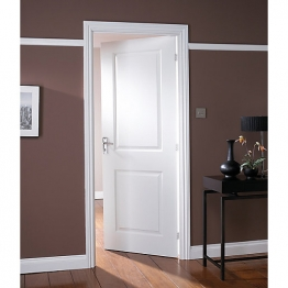 Internal Moulded 2 Panel Smooth Midweight Door Winterspec 1981mm X 838mm X 35mm