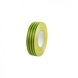 4trade Insulating Tape 19mm X 33m Green / Yellow