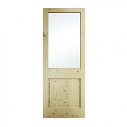 Pine 2xg Double Glazed Door 1981mm X 762mm X 44mm