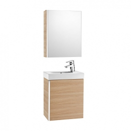 Mini 855866155 Pack With Mirror Cabinet Oak
