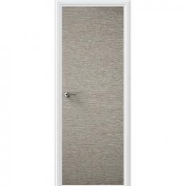 Flush Portfolio Light Grey Horizontal Internal Door 1981mm X 762mm X 35mm