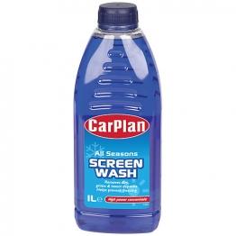 Carplan All Seasons Screen Wash 1 Litre