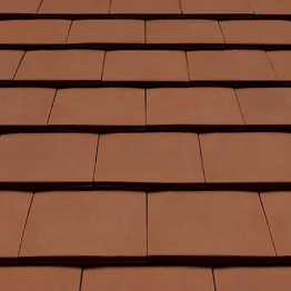 Sandtoft 20/20 Roof Tile Natural Red