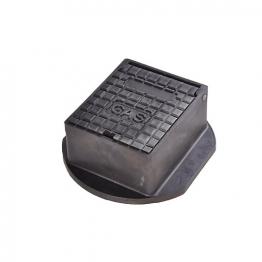 Hepworth Stoptap Box Plain Polypropylene Gsb1