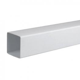 Osma Squareline 4t882 Pipe 61mm White 2m