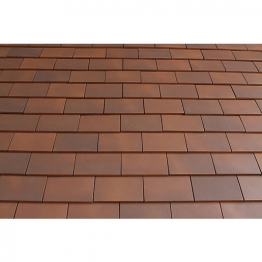 Marley Acme Single Camber Mixed Brindle S/c Tile 265mm X 165mm