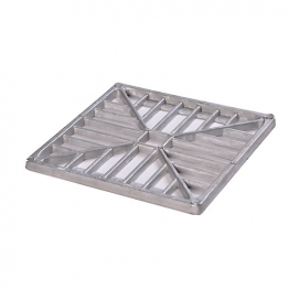Hepworth Gully Grid 150 X 150mm Cast Iron Ig2c