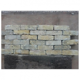 Premier Reclaimed Bricks Facing Brick Yellow Stocks - Pack Of 500