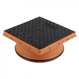 Osmadrain Drainage Chamber Cover And Frame To Suit 315mm Diameter Shaft