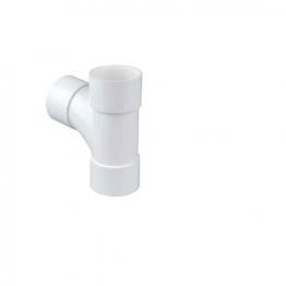 Osma Pvc-c 40mm Solvent Weld Waste Tee 87.5? 5m190 White
