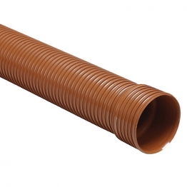 Osmadrain Single Socketed Pipe 225mm 9ur043