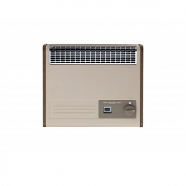 Baxi Brazilia F5s Natural Gas Wall Heater Beige/oak 243160