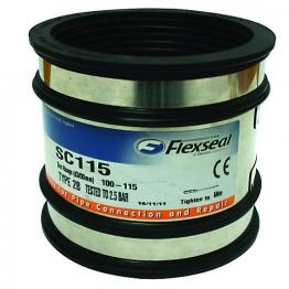 Flexseal Standard Coupling 150-175mm Sc175