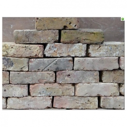Premier Reclaimed Facing Brick Multi Stock - Pack Of 500