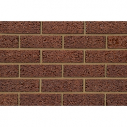 Ibstock Facing Brick Aldridge Multi Rustic 73mm - Pack Of 292