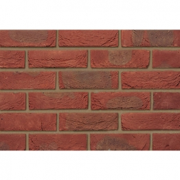 Ibstock Facing Brick Leicester Bradgate Claret - Pack Of 430