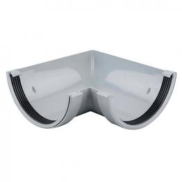 Osma Roofline 6t603 Gutter Angle 90? 150mm Grey