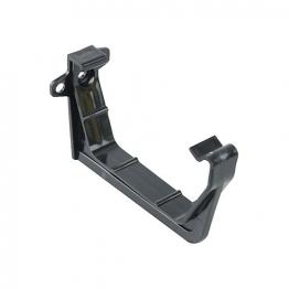 Osma Squareline 4t819 Gutter Support Bracket 100mm Black