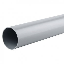 Osma Roundline 0t086 Pipe 68mm Grey 2.75m
