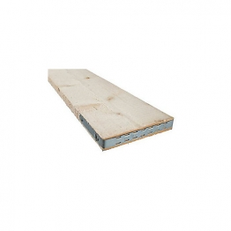 End Banded Scaffold Boards Bs2482 38mm X 225mm X 3.9m
