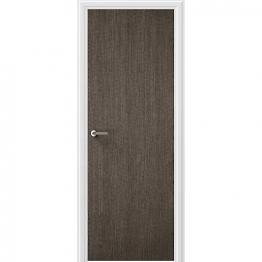 Flush Portfolio Charcoal Grey Vertical Internal Door 1981mm X 762mm X 35mm
