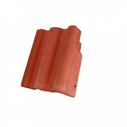 Redland Regent Right Hand Cloaked Verge Terracotta Roofing Tile