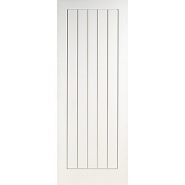 Moulded Suffolk Grained Hollow Core Internal Door 1981mm X 762mm X 35mm