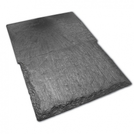 Ikoslate Full Square Grey Roofing Tile 1.5m Pack